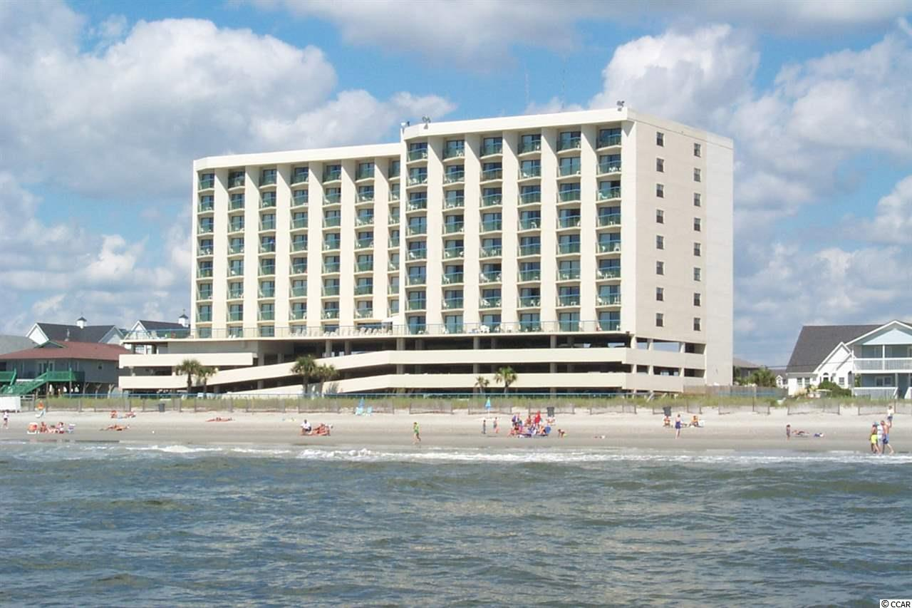 Ocean Front Condo in OCEANS, THE : North Myrtle Beach South Carolina