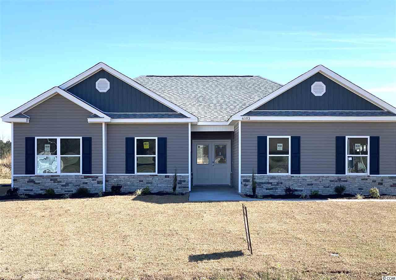 Detached MLS:1824234   6103 Cates Bay Hwy. Conway SC