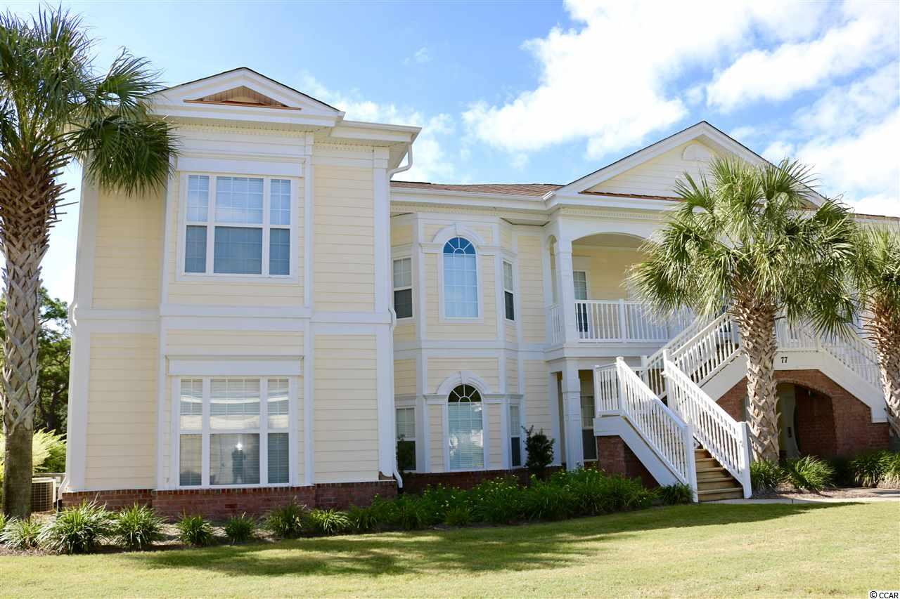 Golf Course View,End Unit Condo in Green Haven : Pawleys Island South Carolina