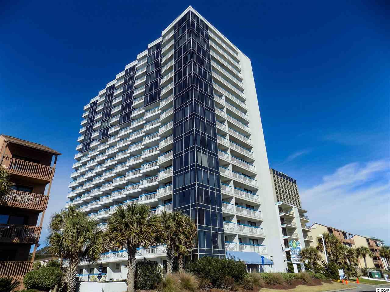 Ocean View Condo in Forest Dunes : Myrtle Beach South Carolina