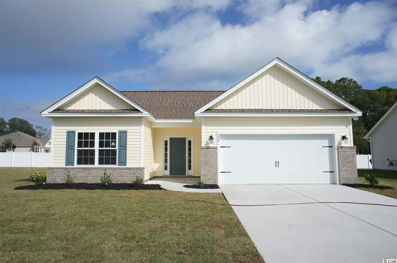 Detached MLS:1824304   TBD Lot 1 Obi Lane Surfside Beach SC