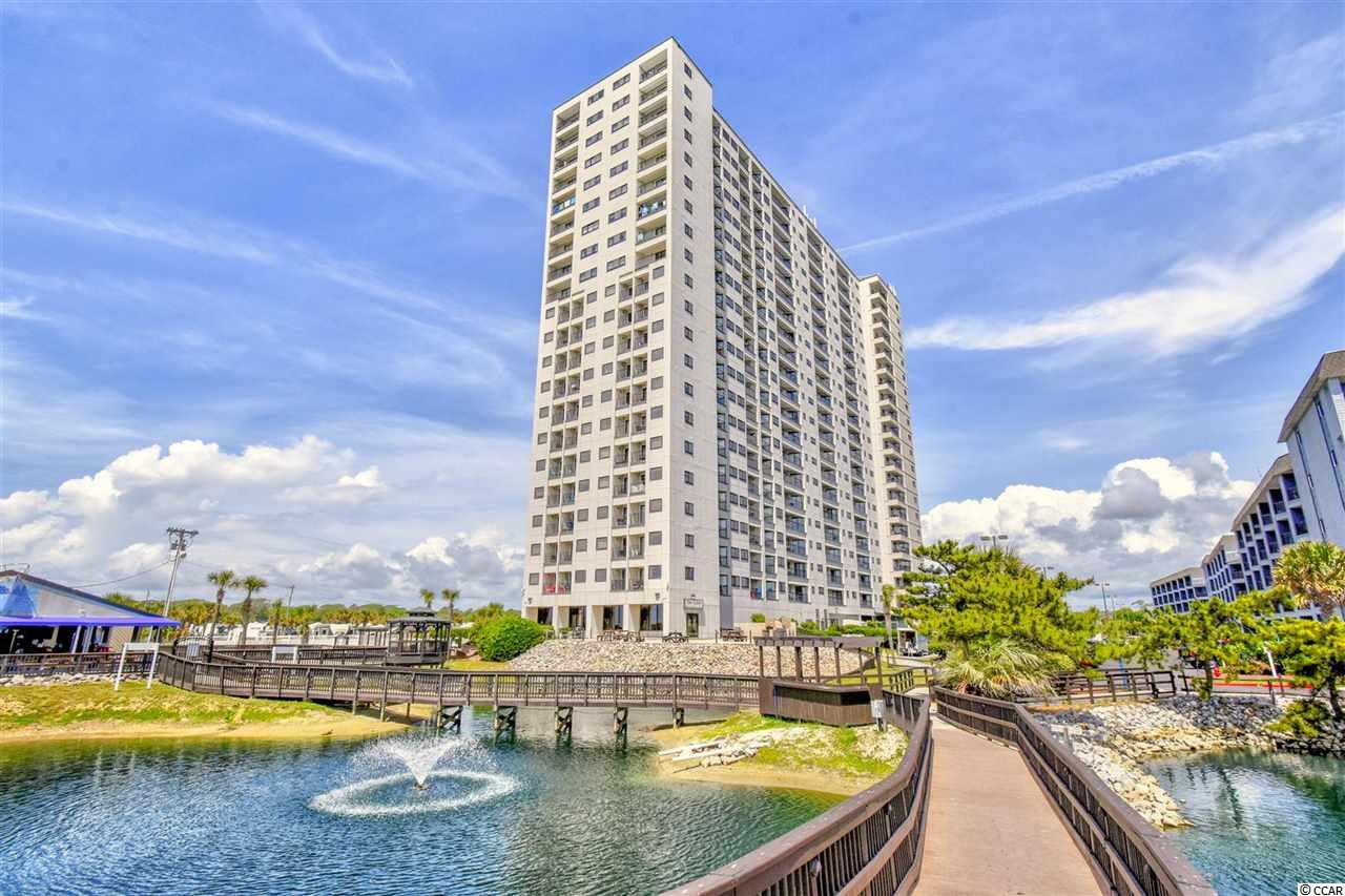 Ocean View Condo in MB RESORT RT : Myrtle Beach South Carolina