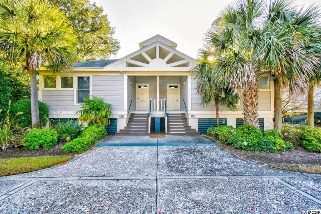 Condo MLS:1824336 Lakeside Villas  14-A Lakeside Dr. Pawleys Island SC