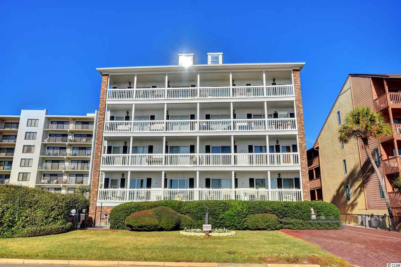Ocean Front,End Unit Condo in Drayton House : Myrtle Beach South Carolina