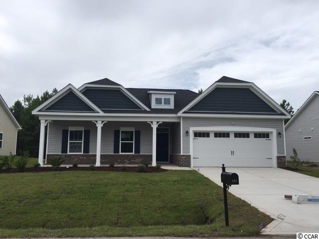 Detached MLS:1824417   367 Dunbarton Ln. Conway SC
