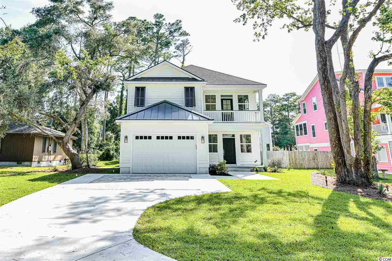 Detached MLS:1824426   1st Ave. N Surfside Beach SC