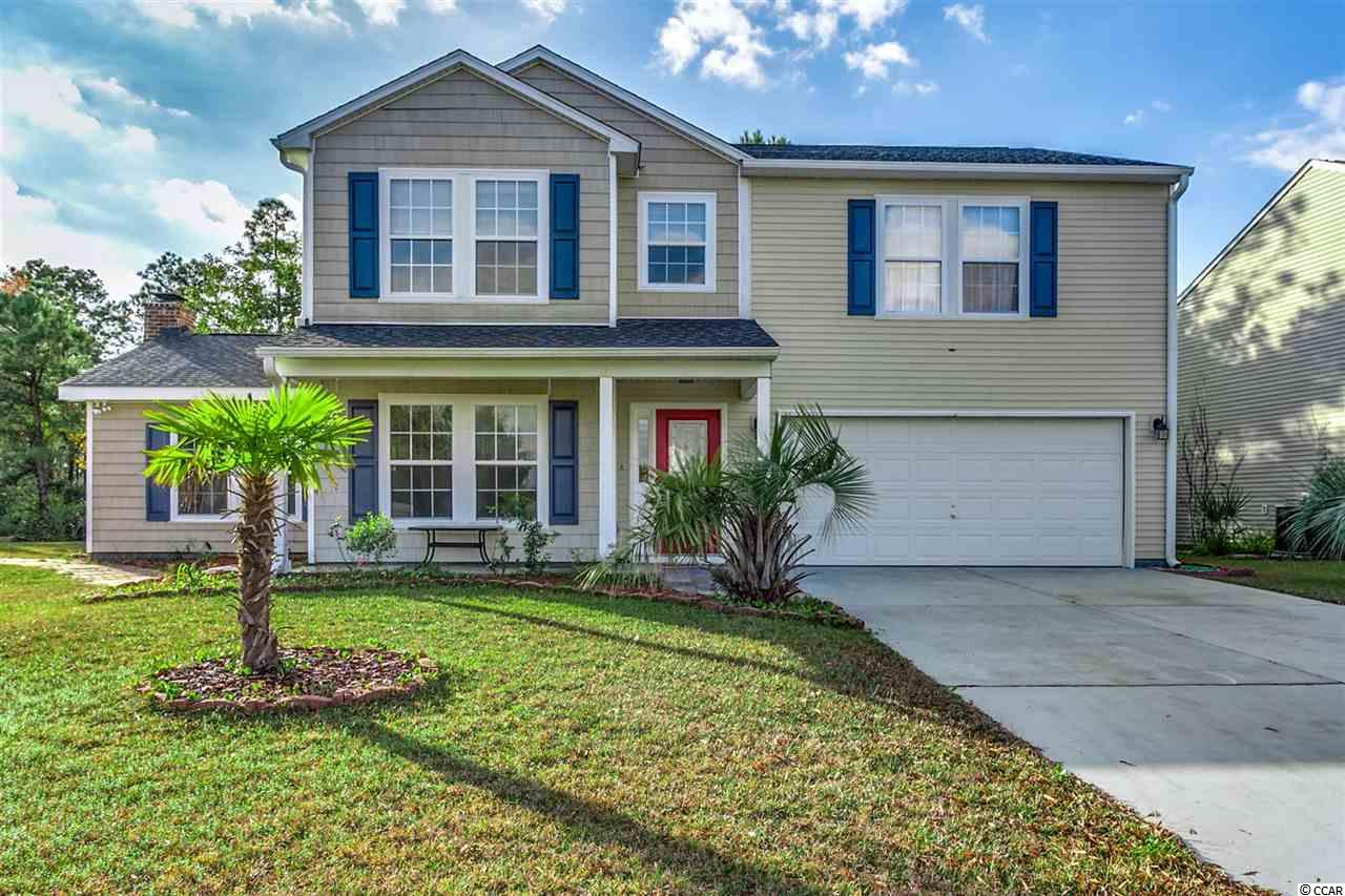 Detached MLS:1824427   970 Willow Bend Dr. Myrtle Beach SC