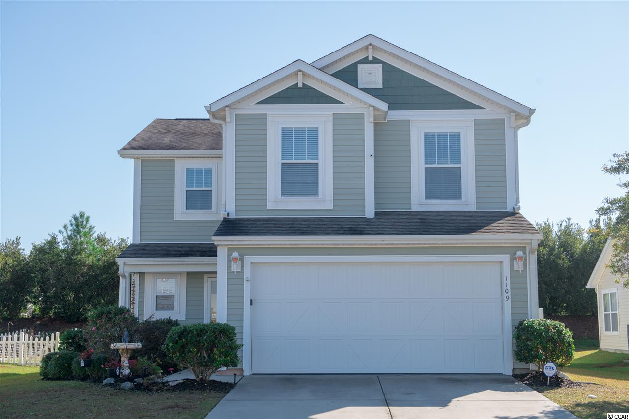 Detached MLS:1824445   1109 Rookery Dr. Myrtle Beach SC