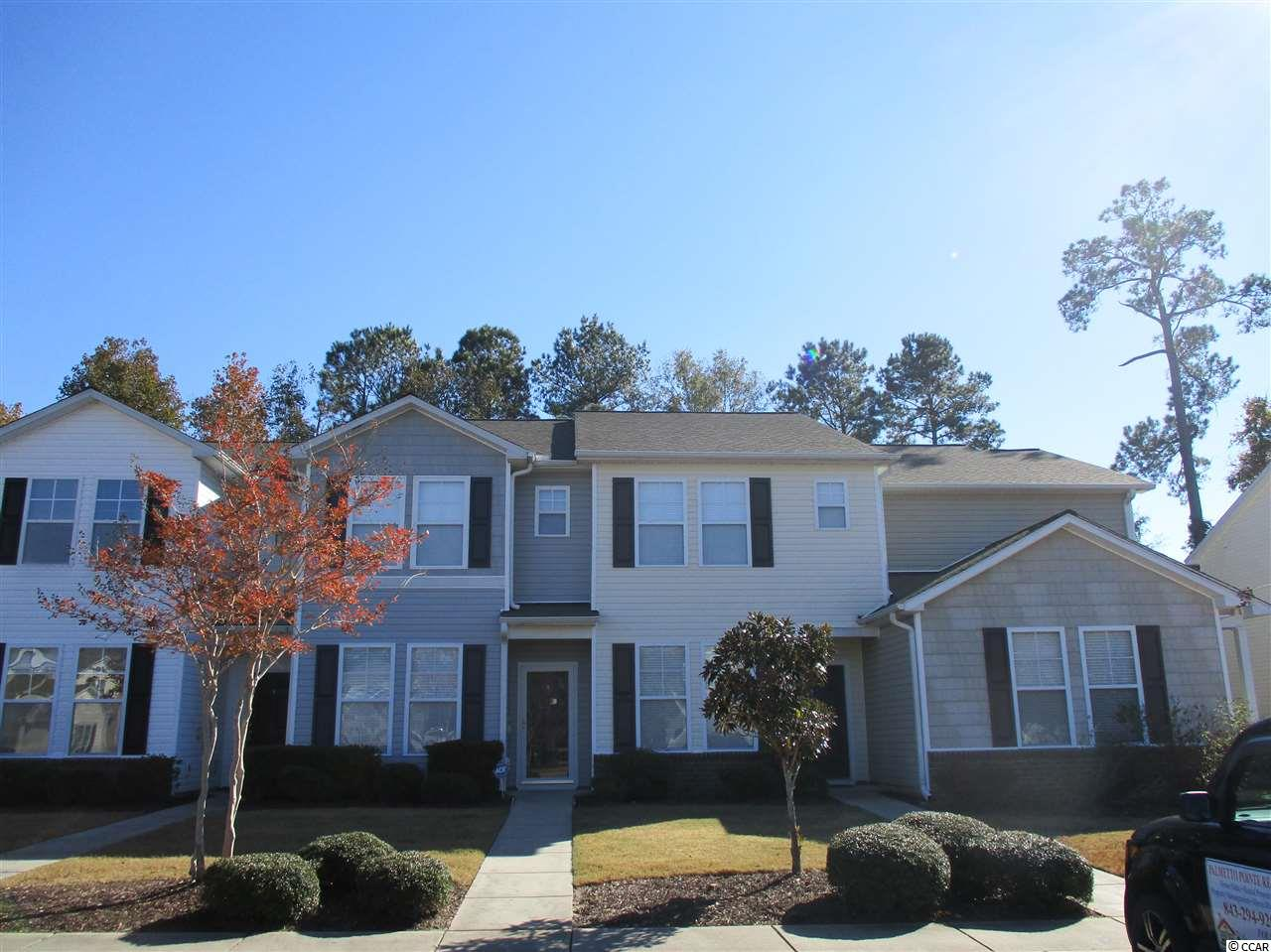 Townhouse MLS:1824464 WELLINGTON - SOCASTEE  174 Olde Towne Way Myrtle Beach SC