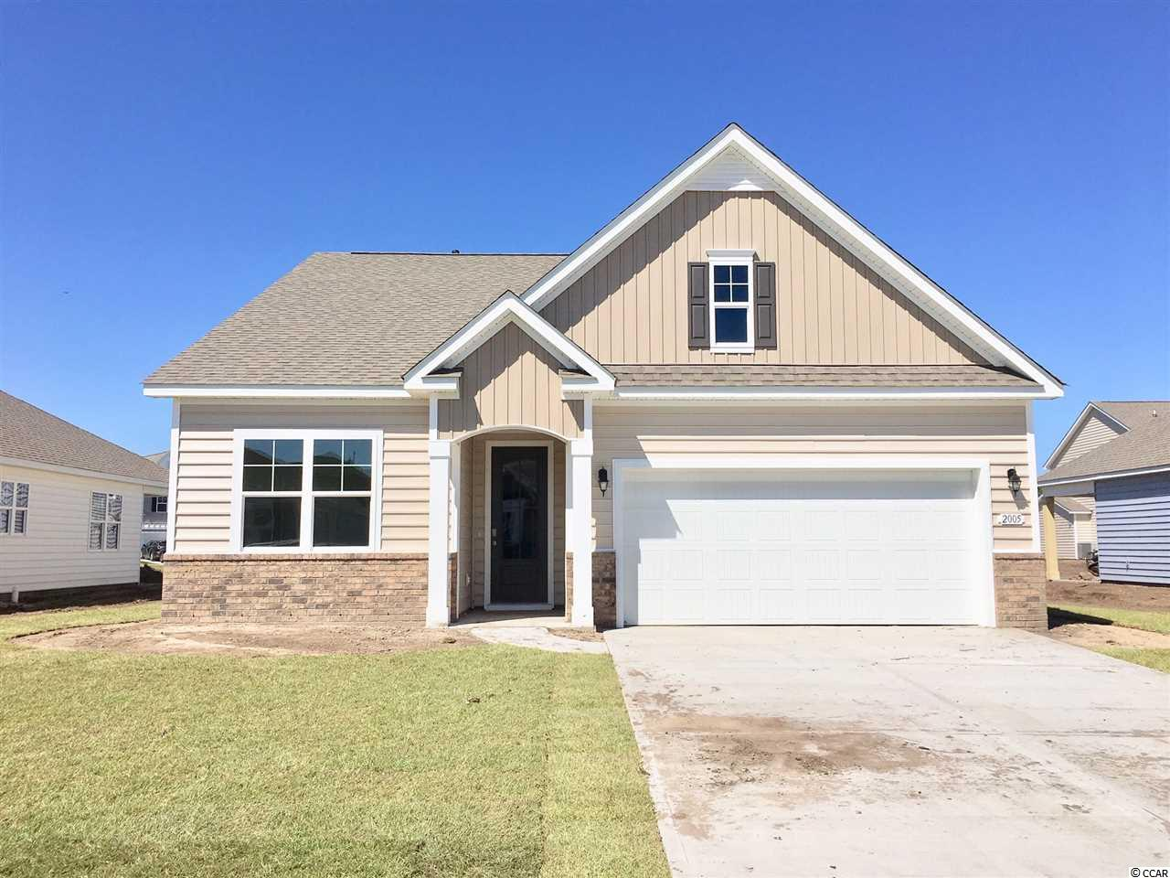 Detached MLS:1824465   5311 Shorthorn Way Myrtle Beach SC