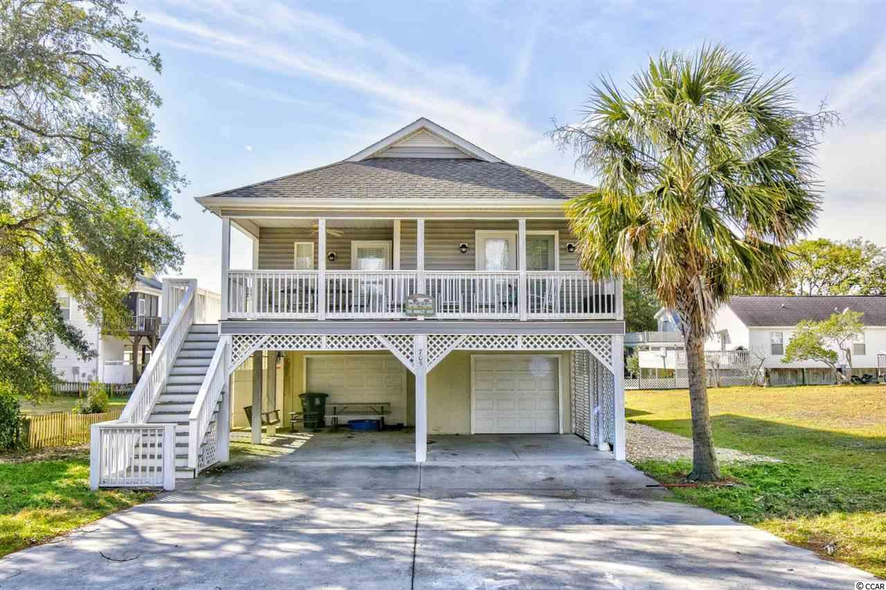 Detached MLS:1824474   705 12th Ave. S North Myrtle Beach SC