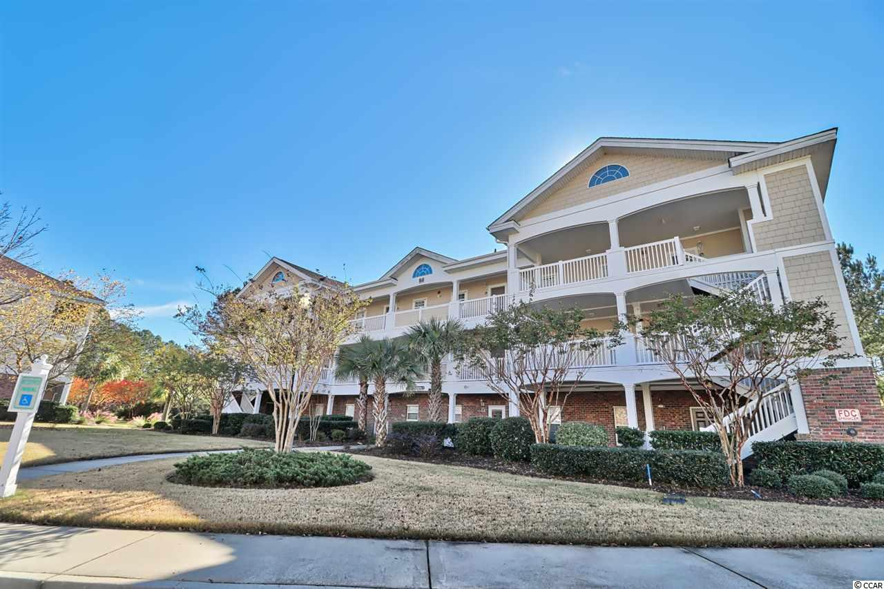 Golf Course View Condo in RIVER XING BRFT : North Myrtle Beach South Carolina