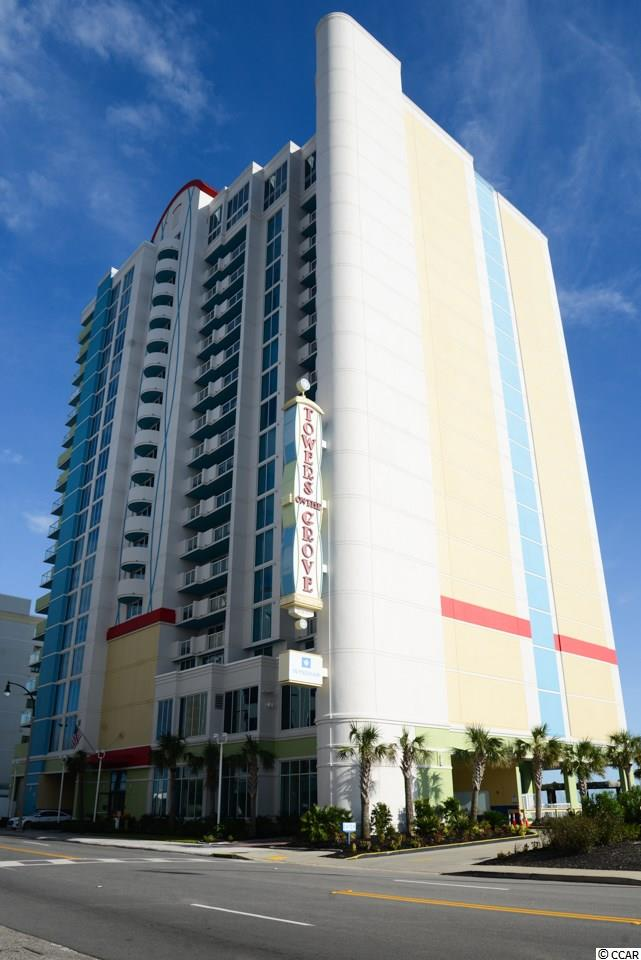 Condo MLS:1824528 Towers On The Grove - Cherry Gro  2100 N Ocean Blvd. North Myrtle Beach SC