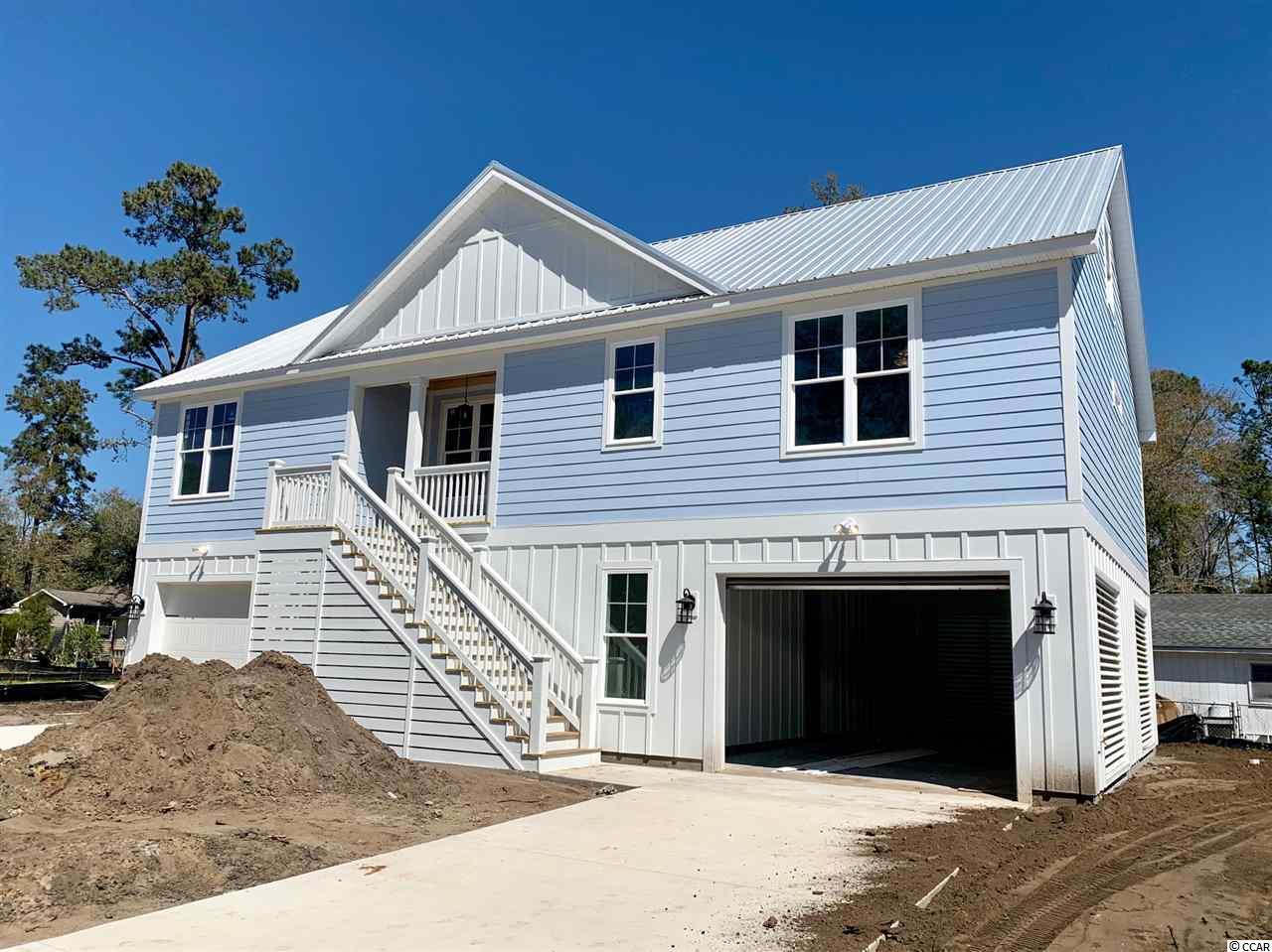 Detached MLS:1824595   70 Wild Rice Dr. Pawleys Island SC