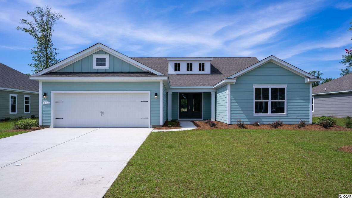 Detached MLS:1824612   316 Castaway Key Dr. Pawleys Island SC