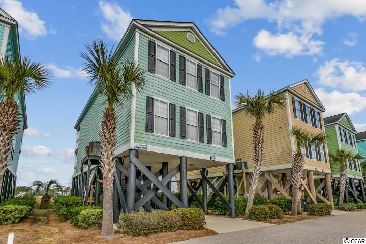 Detached with HPR MLS:1824623   154 Cypress Ave. Garden City Beach SC
