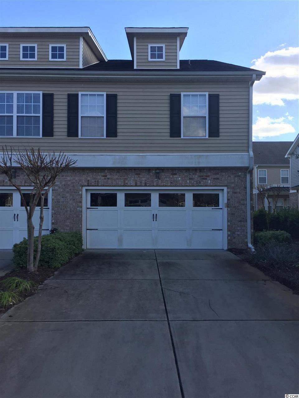 Townhouse MLS:1824748 Carolina Forest - The Farm  408 Black Smith Ln. Myrtle Beach SC