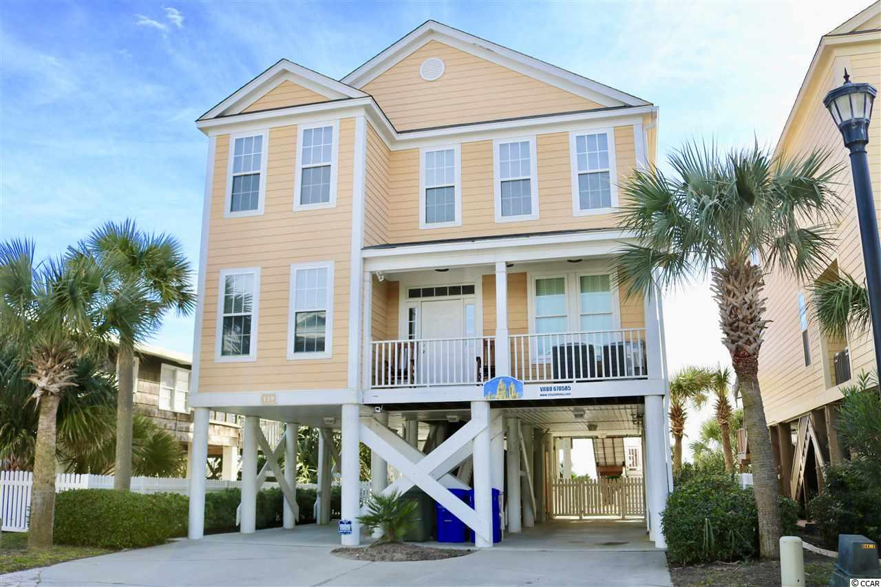 119-A N Seaside Dr., Surfside Beach in Horry County, SC 29575 Home for Sale