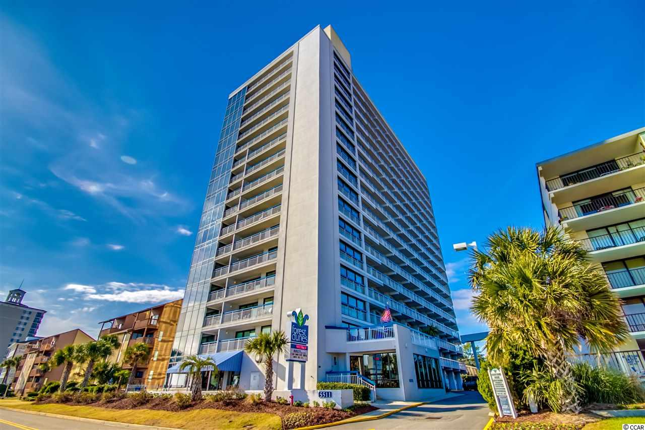 Condo MLS:1824811 Forest Dunes  5511 North Ocean Blvd. Myrtle Beach SC