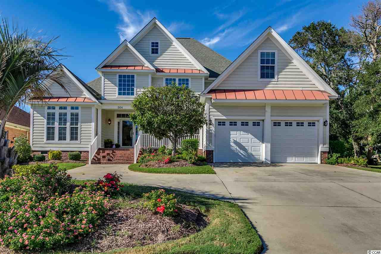 Detached MLS:1824870   504 Sea Vista Ln. North Myrtle Beach SC