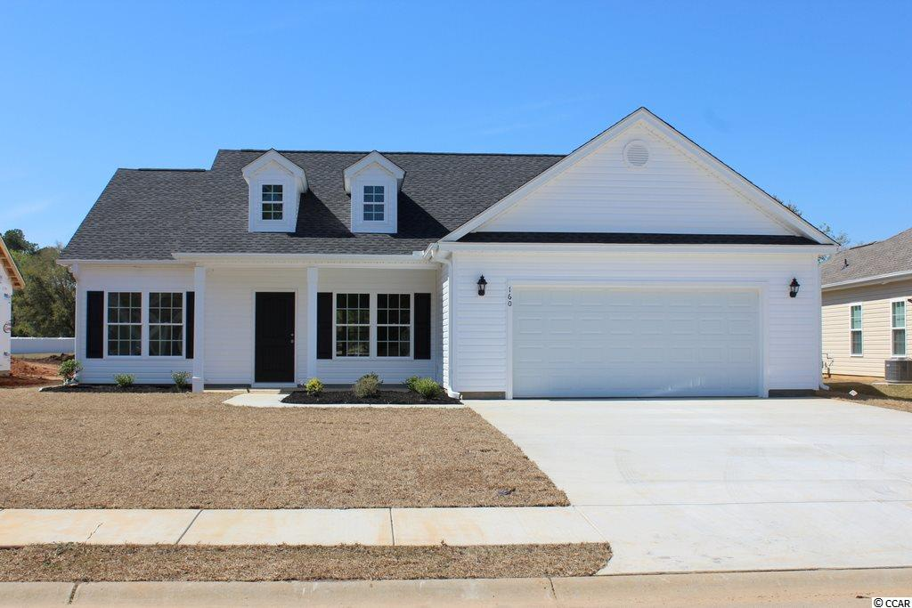 Detached MLS:1824889   160 Barons Bluff Dr. Conway SC