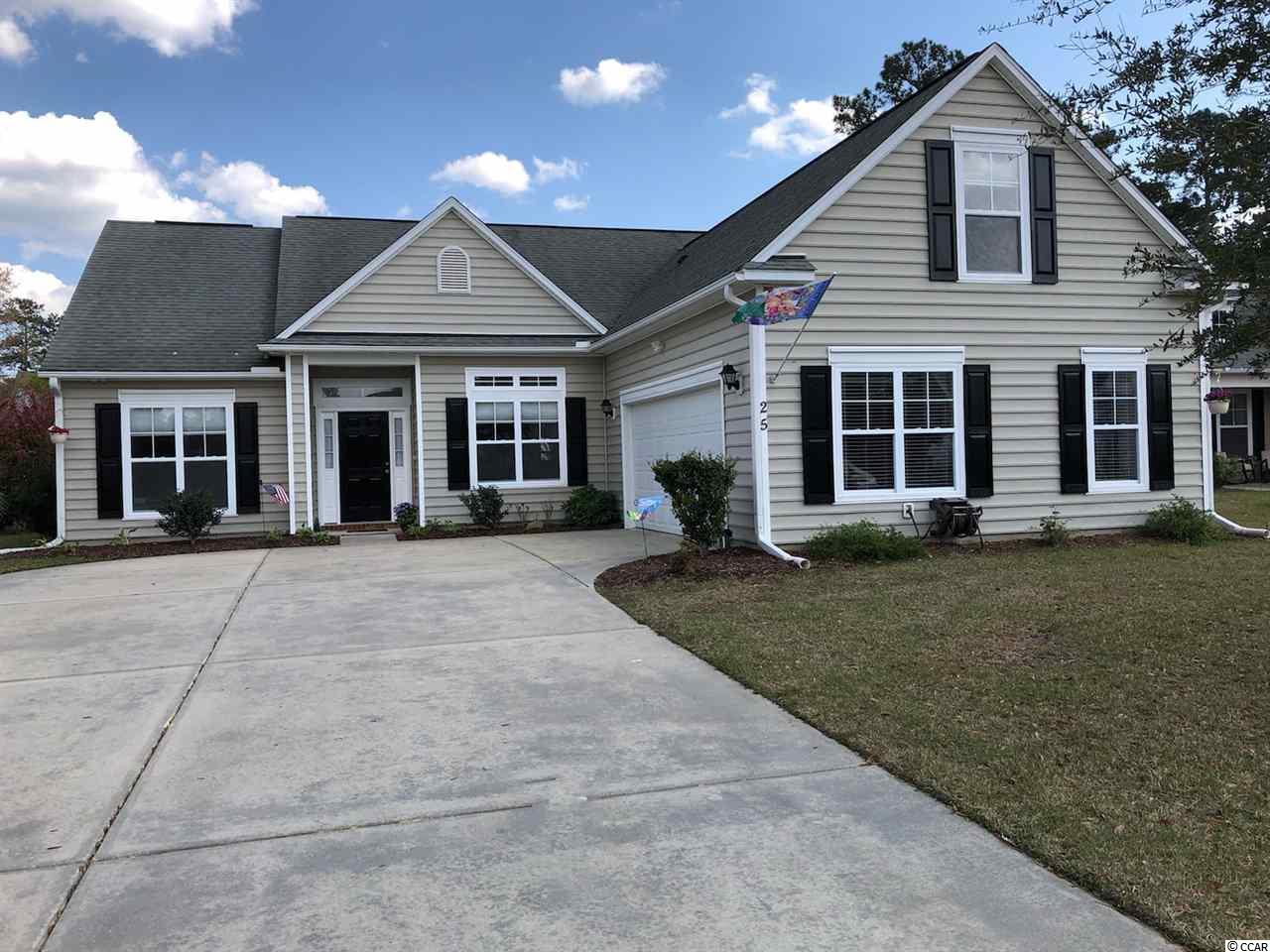 Detached MLS:1824952   25 Riverbend Dr. Murrells Inlet SC