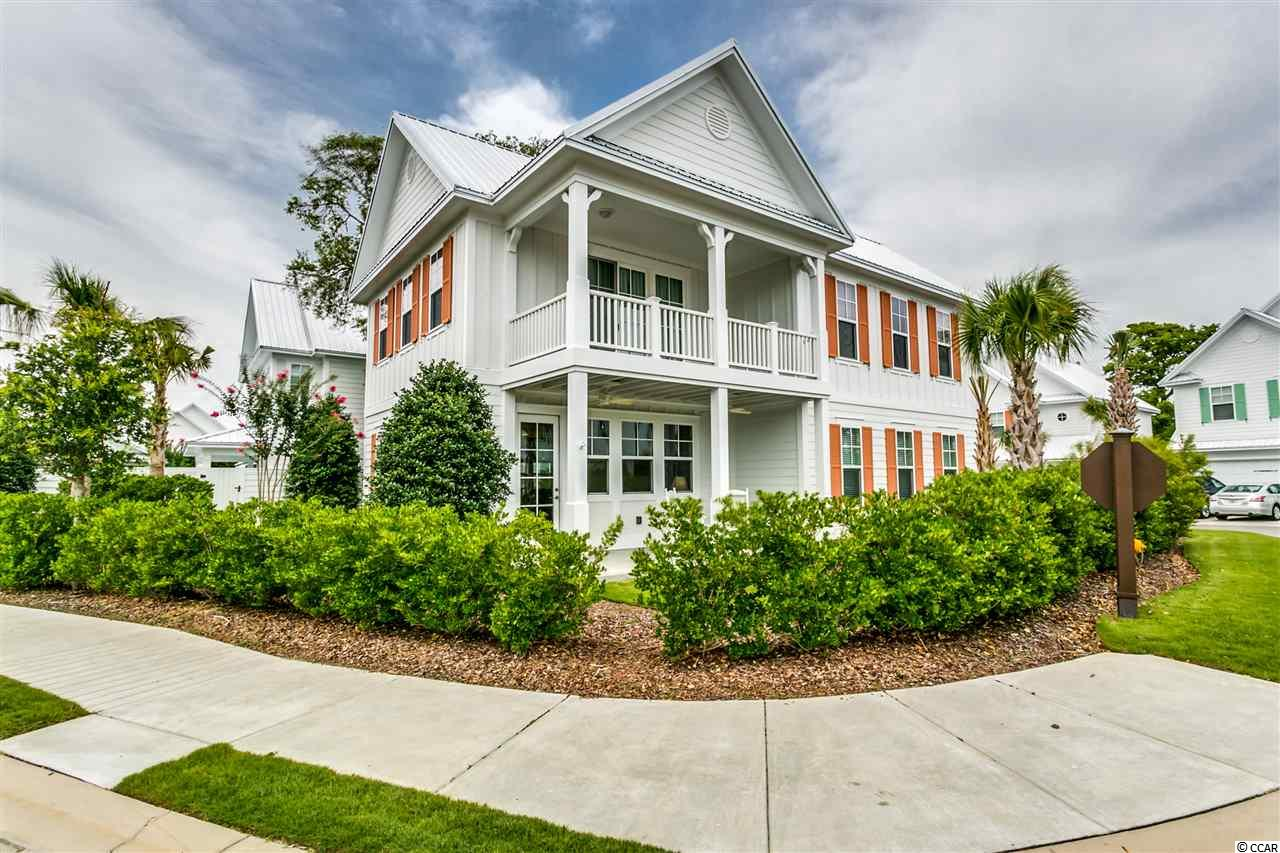 Detached with HPR MLS:1824956   4839 Cantor Ct. North Myrtle Beach SC