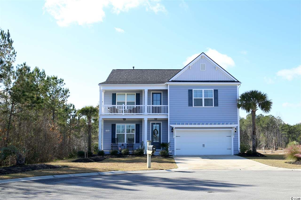 Detached MLS:1825133   1326 Beaufort River Dr. Myrtle Beach SC