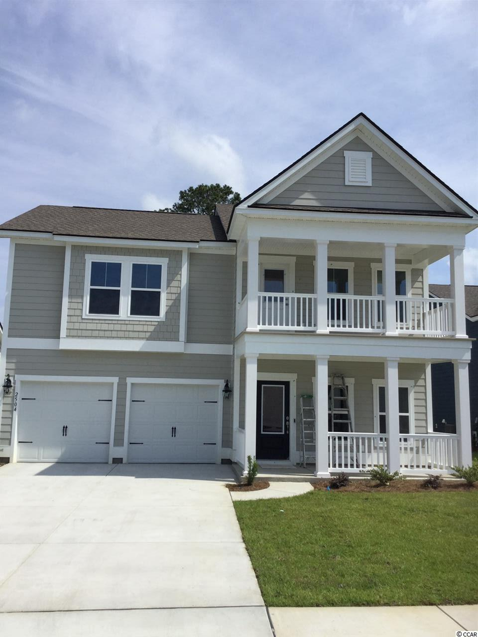 Detached MLS:1825222   2504 Goldfinch Dr. Myrtle Beach SC