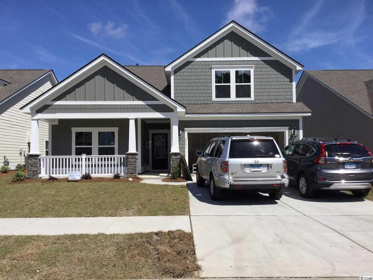 Detached MLS:1825223   2553 Goldfinch Dr. Myrtle Beach SC