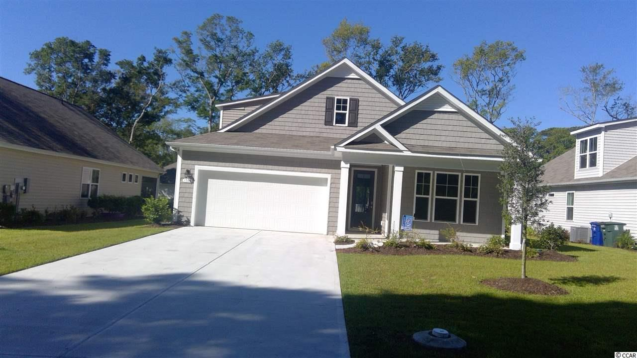 Detached MLS:1825232   1106 Oak Marsh Ln. North Myrtle Beach SC