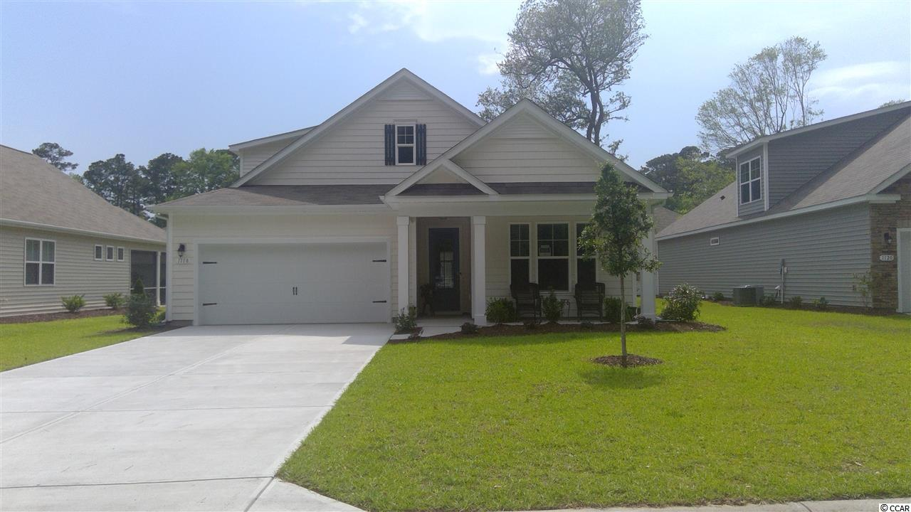Detached MLS:1825236   1118 Oak Marsh Ln. North Myrtle Beach SC