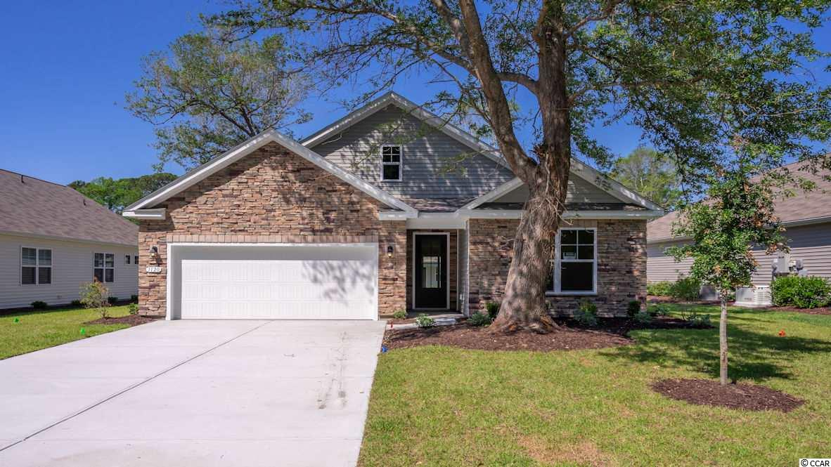 Detached MLS:1825237   1120 Oak Marsh Ln. North Myrtle Beach SC