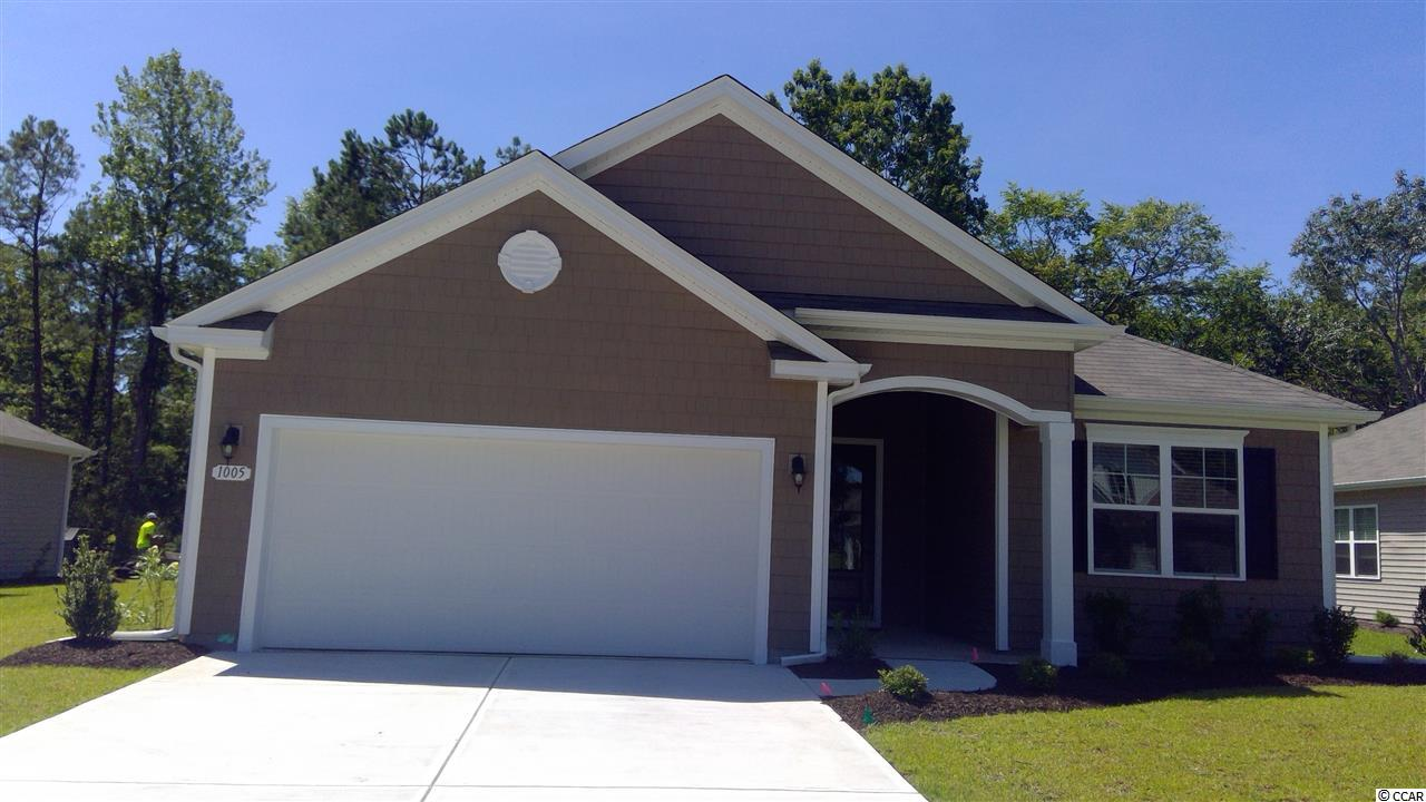 Detached MLS:1825240   1005 Oak Marsh Ln. North Myrtle Beach SC