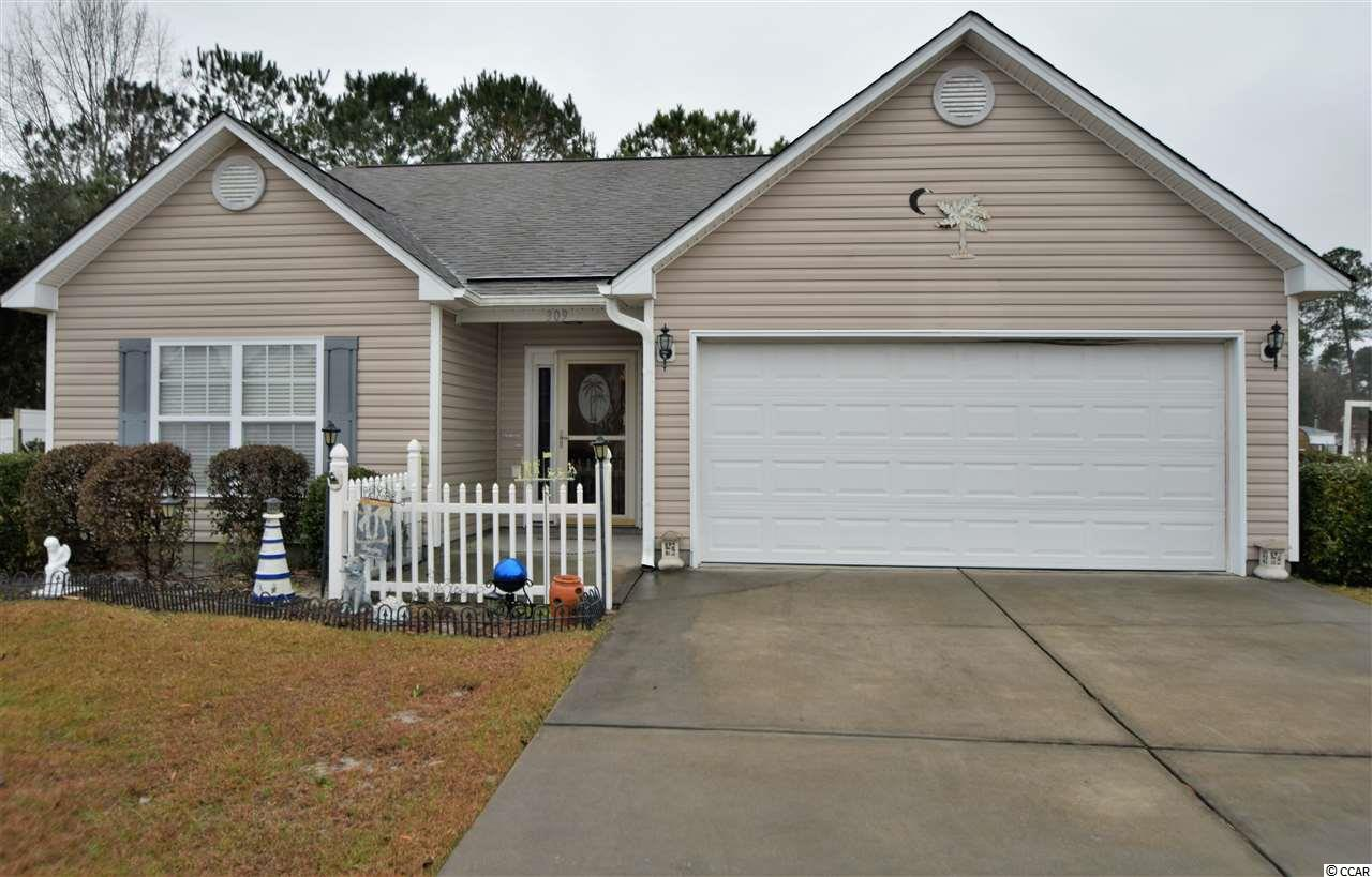 Detached MLS:1825350   309 Opal Ave. Little River SC