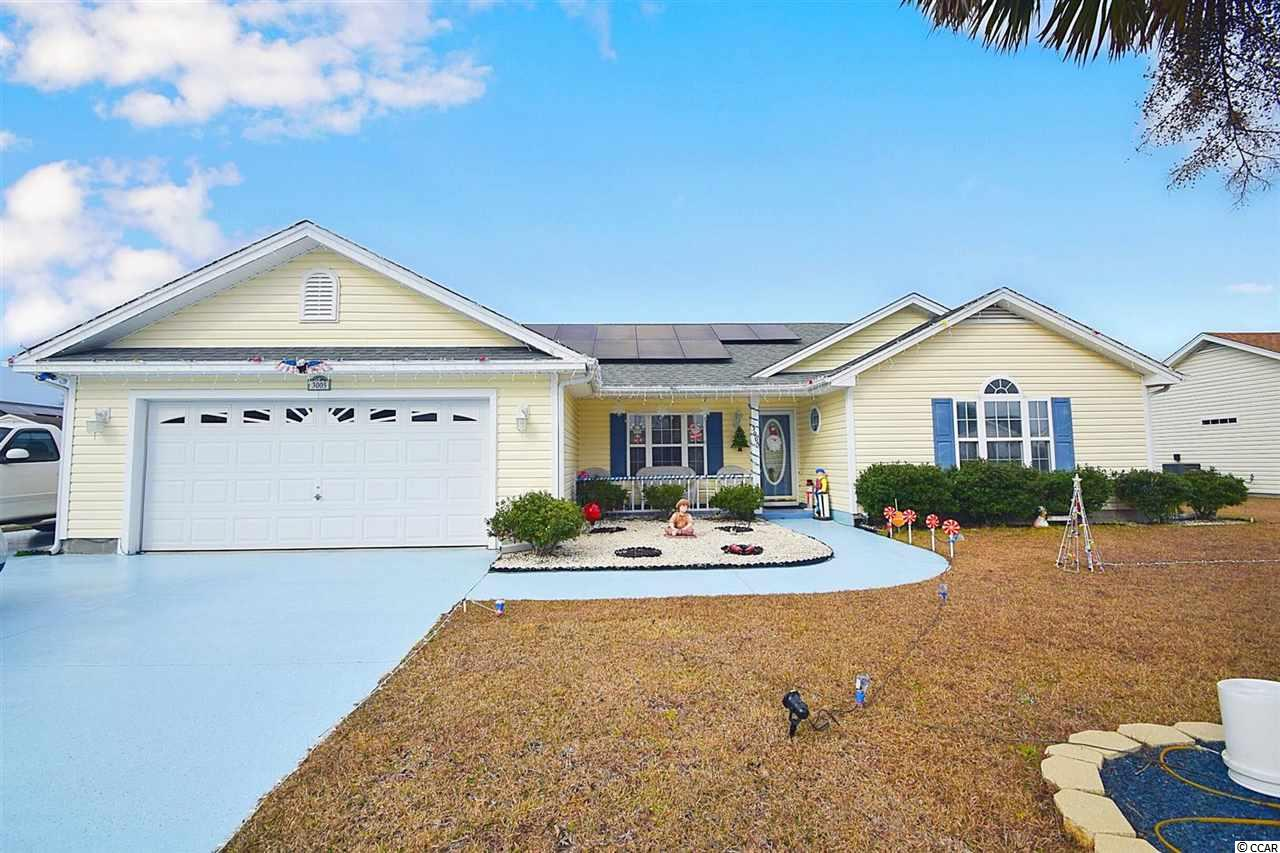 Detached MLS:1825389   3005 Minsteris Dr. Conway SC