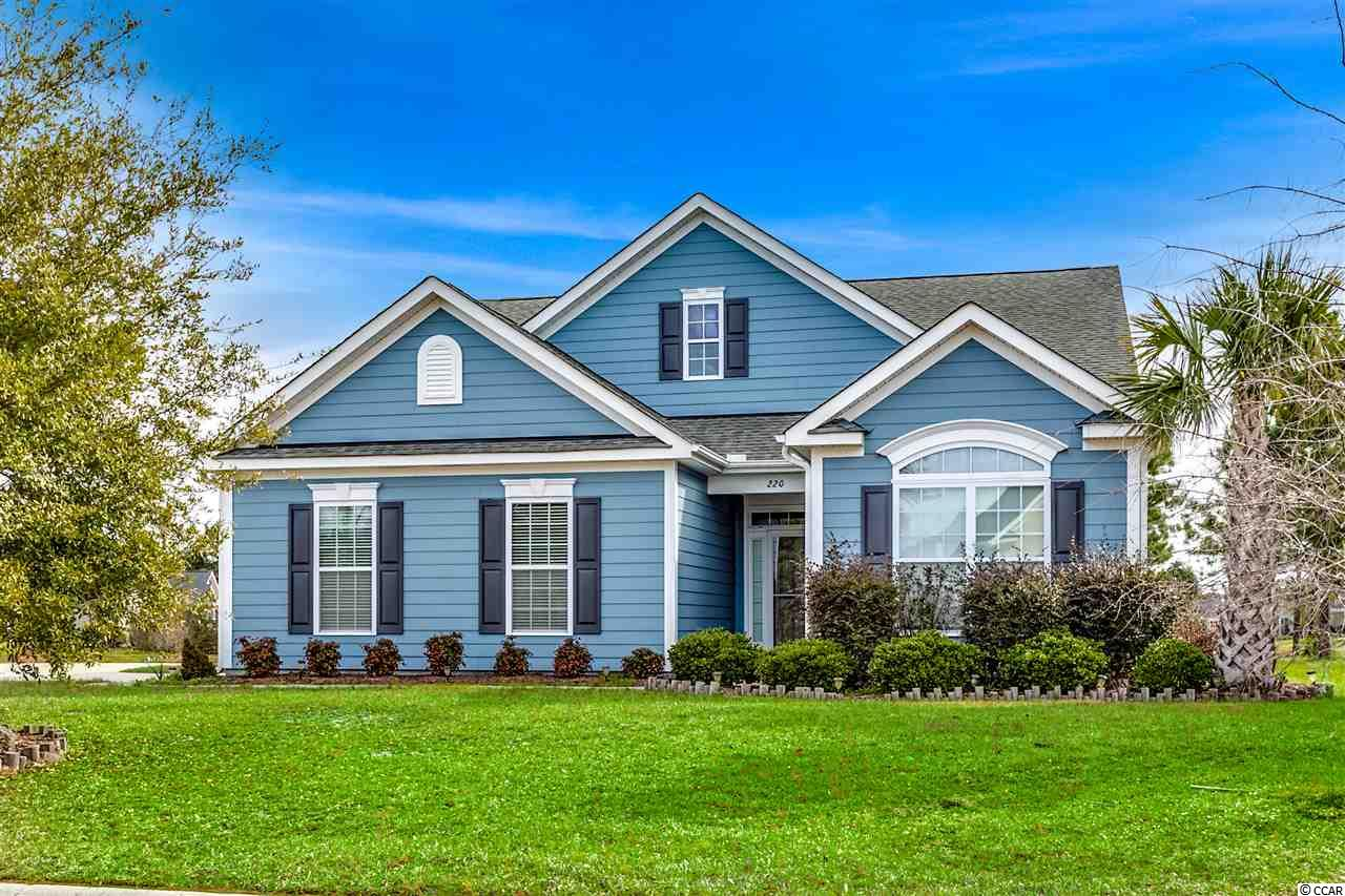 Detached MLS:1825392   220 Deep Blue Dr. Myrtle Beach SC