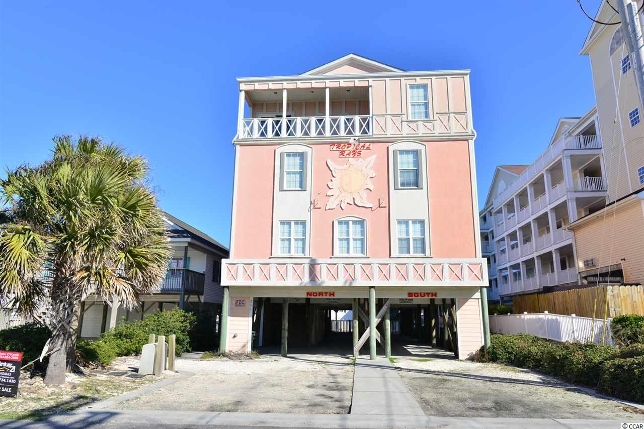 Detached MLS:1825490   204 53rd Ave. N North Myrtle Beach SC