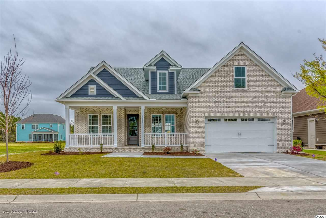 Detached MLS:1825498   2016 Crow Field Ct. Myrtle Beach SC