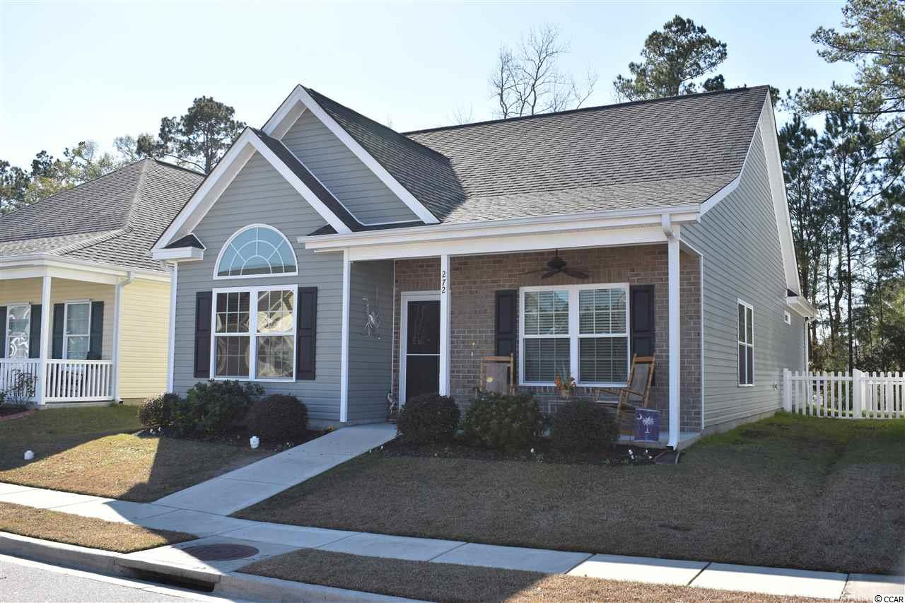 Detached MLS:1825528   272 Archdale St. Myrtle Beach SC