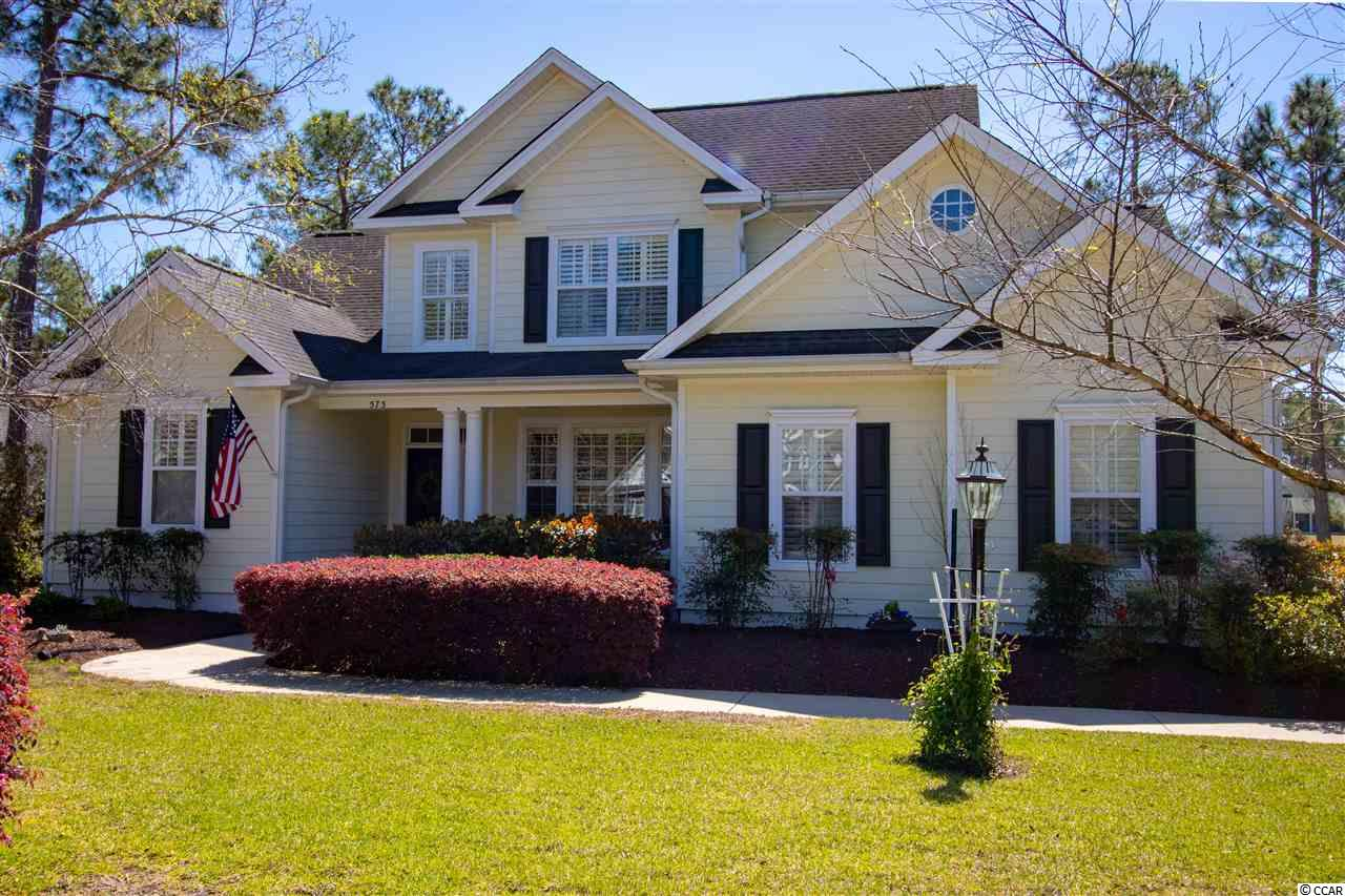 Detached MLS:1825534   575 Oxbow Dr. Myrtle Beach SC