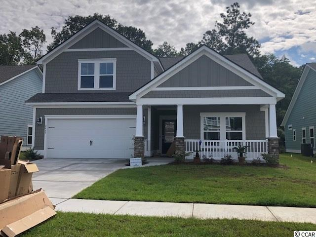 Detached MLS:1900110   2468 Goldfinch Dr. Myrtle Beach SC