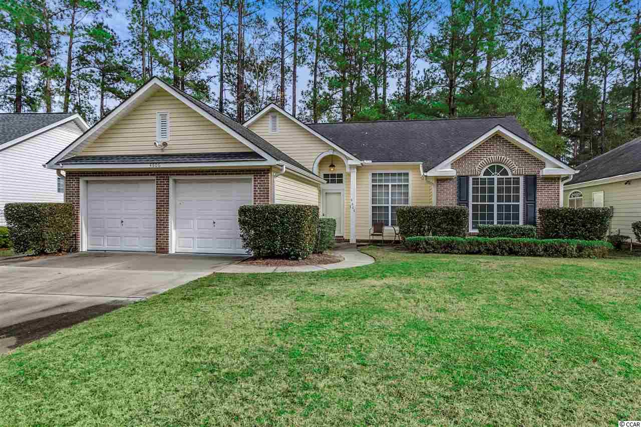 Detached MLS:1900154   4806 Southern Trail Myrtle Beach SC