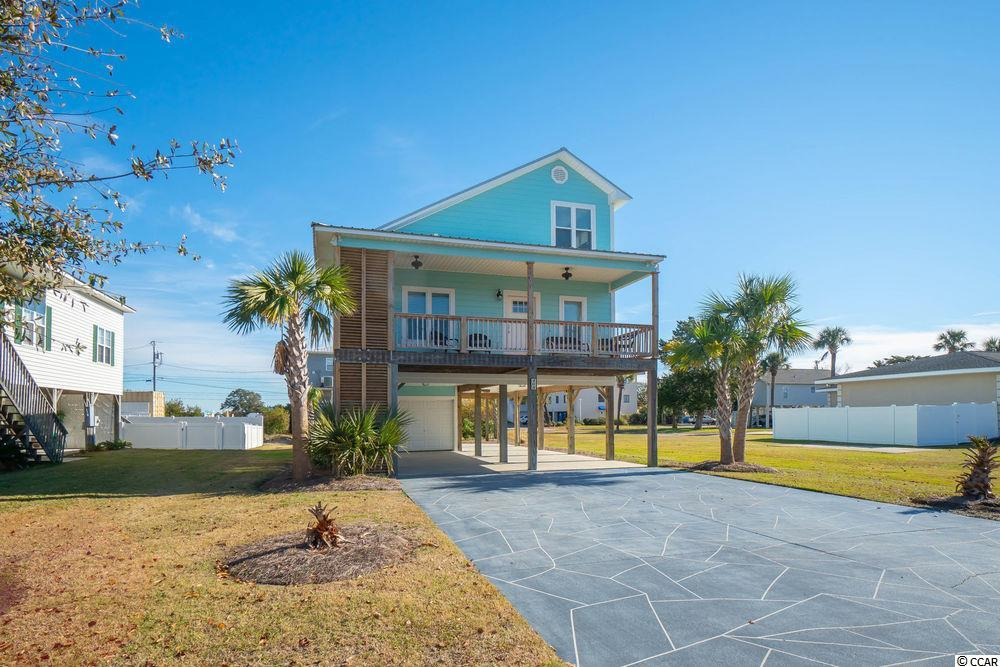 Detached MLS:1900161   408 22nd Ave. N North Myrtle Beach SC