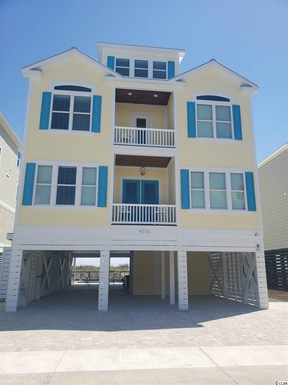 Detached MLS:1900170   4206 N Ocean Blvd. North Myrtle Beach SC