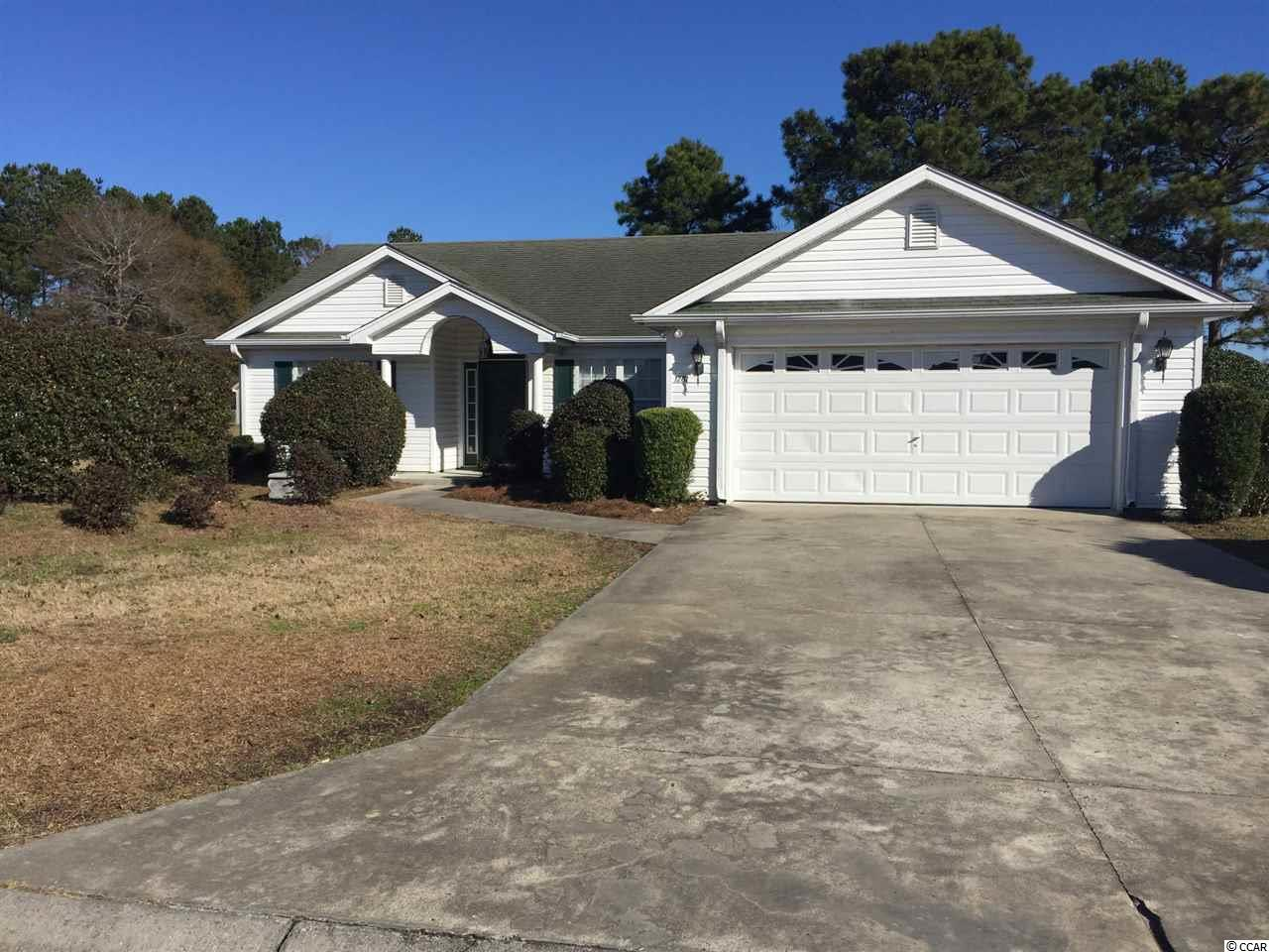 Detached MLS:1900219   1201 Gailard Dr. Conway SC