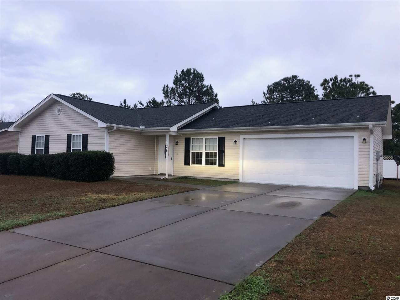Detached MLS:1900225   136 Babaco Ct. Myrtle Beach SC