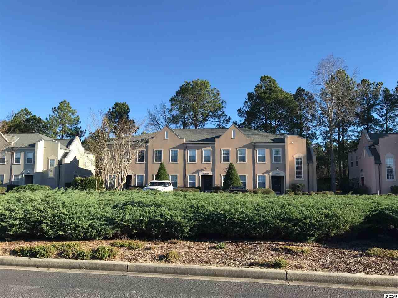 Condo MLS:1900233 Turnberry Park at the Legends  4545 Girvan Dr. Myrtle Beach SC