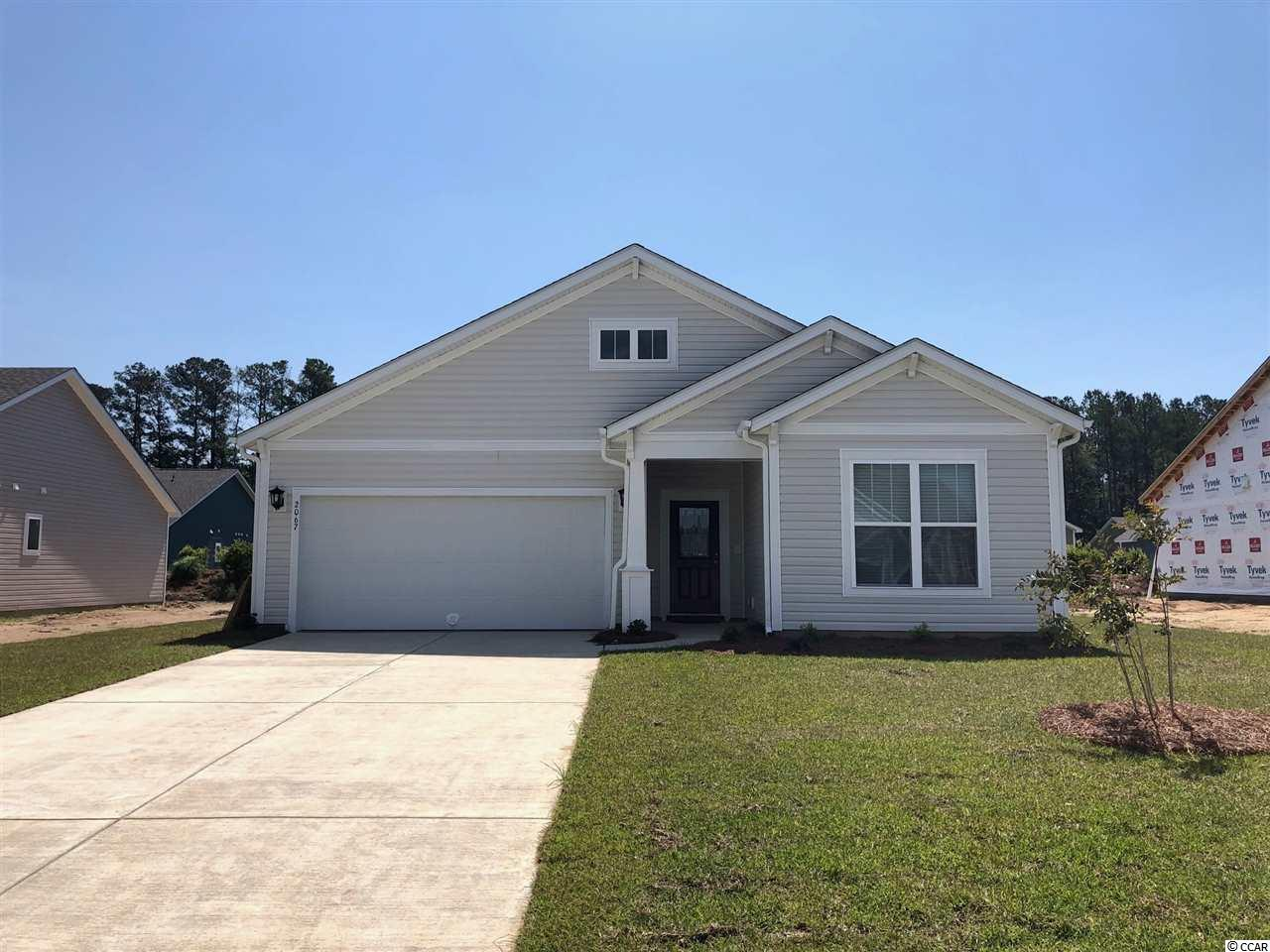 Detached MLS:1900253   2067 Saybrooke Ln. Calabash NC