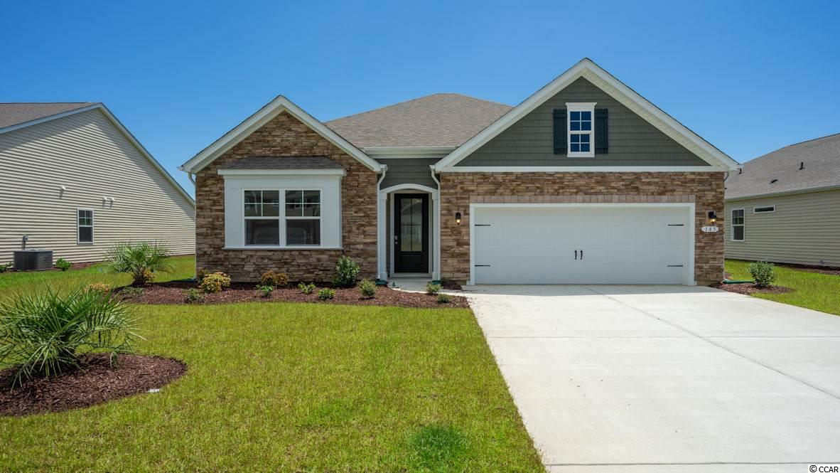 Detached MLS:1900281   145 Calabash Lakes Blvd. Carolina Shores NC